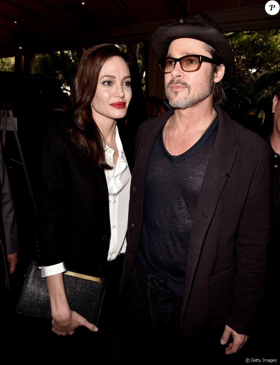Brad Pitt recebe conselhos de ex-namorada Gwyneth Paltrow após separação de Angelina Jolie, afirma o site americano 'Radar Online' nesta sexta-feira, dia 07 de outubro de 2016