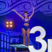 'Saltibum': Maíra Charken e Pedro Scooby lideram competição em estreia