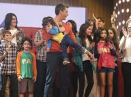 Marcio Garcia ganha homenagem dos filhos no último episódio de 'Tamanho Família'