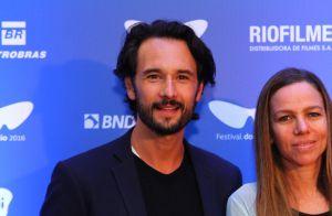 Rodrigo Santoro prestigia filmes 'Comeback' e 'Fala Comigo' no Festival do Rio