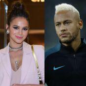 Fotos de fã mostram Bruna Marquezine e Neymar na mesma festa em SP. Confira!