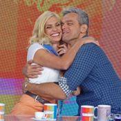 Otaviano Costa curte férias do 'Vídeo Show' com Flávia Alessandra na Grécia
