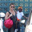 Giovanna Ewbank lembra visita da filha, Títi, à Fernando de Noronha: 'Se apaixonou'