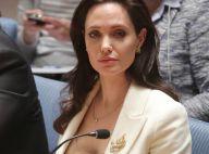 Angelina Jolie, 4 kg mais magra, sofre com ataques de pânico após separação