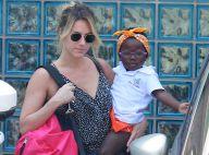 Giovanna Ewbank festeja Dia das Crianças com Títi: 'Amor, alegria e sorvete'