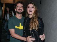 Rafa Brites e Felipe Andreoli renovam votos de casamento em Las Vegas: '5 anos'