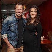 Malvino Salvador e Kyra Gracie são pais de novo! Nasce Kyara, 3ª filha do ator