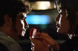 'Amor à Vida':Michel (Caio Castro) pede Patrícia (Maria Casadevall) em casamento