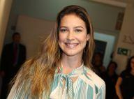 Luana Piovani atualiza fãs sobre silicone: 'O peito está de cinema'