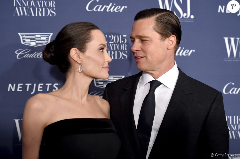 Brad Pitt tem provas contra Angelina Jolie para ter a guarda dos filhos, afirma revista americana nesta sexta-feira, dia 14 de outubro de 2016