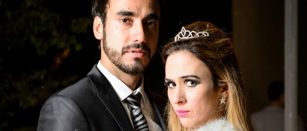 Novela 'Haja Coração': Leozinho é preso diante de Fedora, que fica chocada