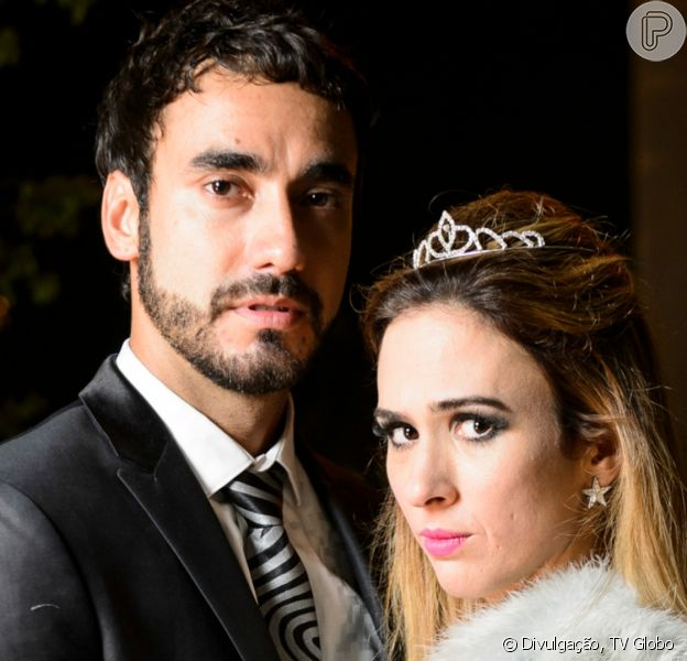 Na novela 'Haja Coração', Leozinho (Gabriel Godoy) acaba preso