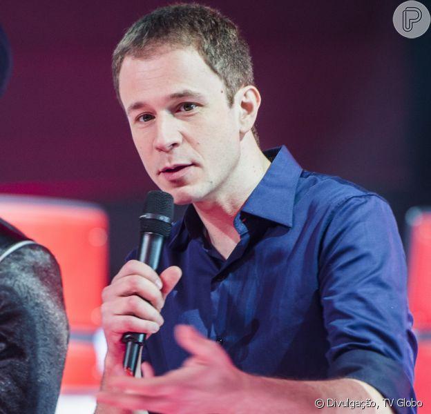 Tiago Leifert está com tudo! O apresentador do 'The Voice Brasil' vai comandar um programa nerd