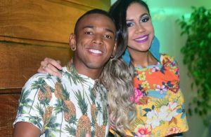 Namorada de Nego do Borel volta a morar com o cantor após 1 mês separados