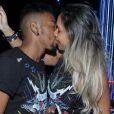Além de reatar o namoro, Nego do Borel e Crislaine Gonçalves também voltaram a morar juntos