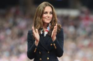 Kate Middleton come biscoitos de lavanda para combater enjoos na gravidez