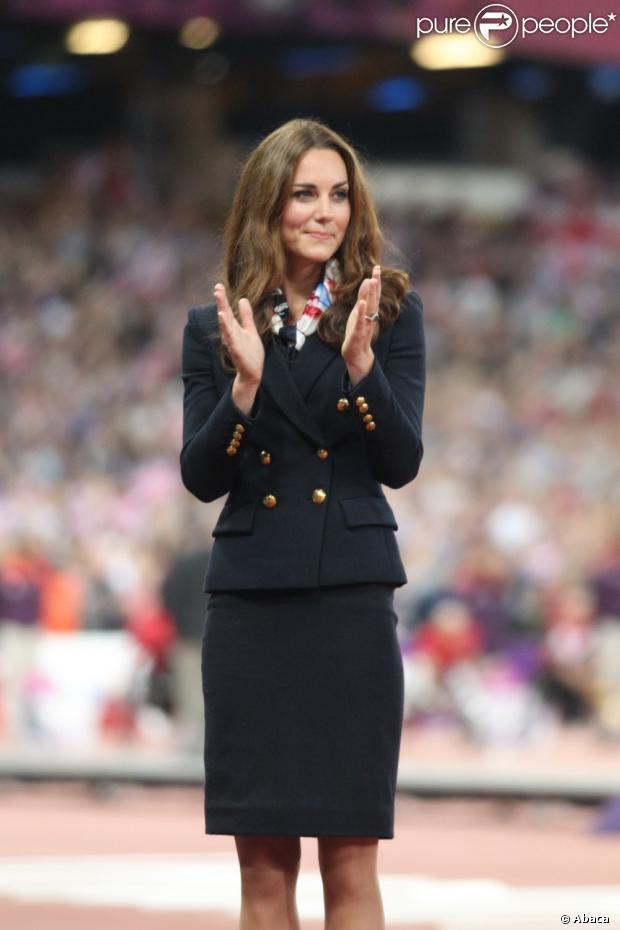 Duquesa Cambridge Gravida a Duquesa de Cambridge