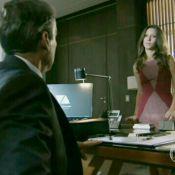 'Além do Horizonte': Fernanda diz a Thomaz que sabe do segredo dele com LC