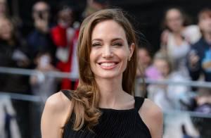 Angelina Jolie é eleita atriz mais popular do ano por site norte-americano