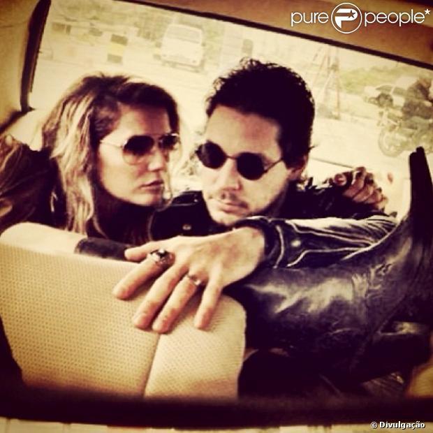 Deborah Secco está namorando Bruno Torres, em 27 de dezembro de 2013