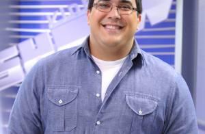 André Marques perde mais de 20kg após redução de estômago: 'Força de vontade'
