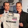 Michael Schumacher sofre acidente durante corrida de esqui na França