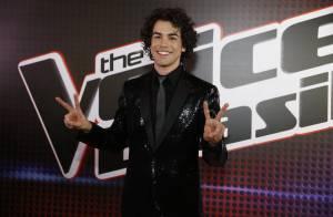 Sam Alves, do 'The Voice', volta a morar no Brasil para investir na carreira
