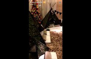 Wesley Safadão antecipa aniversário do filho, Yudhy, com festa do pijama. Vídeo!