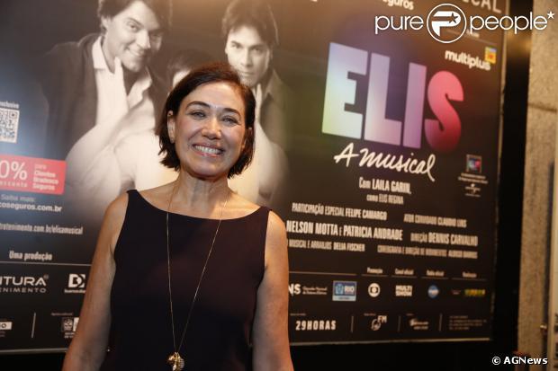 Lilia Cabral fará protagonista em 'Falso Brilhante', novela de Aguinaldo Silva