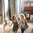 Patricia Pillar e Isis Valverde são mãe e filha em 'Amores Roubados' e nos bastidores as atrizes demonstraram total sintonia