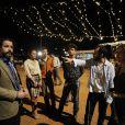 Uma das maiores festas de 'Amores Roubados' foi gravada em três dias, no Junco do Salitre, que fica há 13 quilômetros de Juazeiro