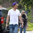 Fergie e Josh Duhamel são pais de Axl, de 4 meses