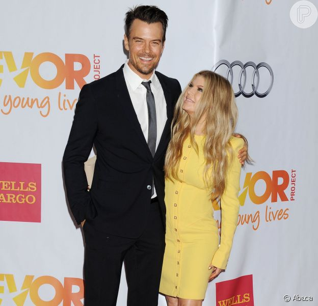 Josh Duhamel quer que a mulher, Fergie, deixe o Black Eyed Peas, em 15 de janeiro de 2014