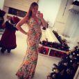 Ana Hickmann adora compartilhar fotos em sua conta do Instagram