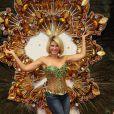 Antonia Fontenelle será destaque da Grande Rio e já está aprontando a fantasia