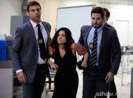 'Amor à Vida': Vanessa Giácomo grava cenas da prisão de Aline no aeroporto