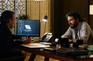 'Além do Horizonte': Thomaz (Alexandre Borges) conta o que sabe sobre LC a André