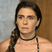 Novela 'Sol Nascente': Alice se culpa ao saber que Cesar é bandido. 'Fui idiota'