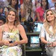 Recentemente, Priscila Fantin reencontrou Flávia Alessandra, que fazia a algoz de Serena em 'Alma Gêmea'. As duas relembraram a parceria no especial sobre novelas que marcaram época do programa 'Altas Horas'
