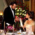 Em 'Mad maria', a atriz também contracenou com Tony Ramos