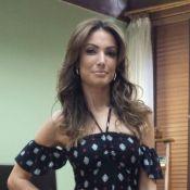 Patricia Poeta volta a ser assunto na web pelo corpo sequinho:'Doe cesta básica'