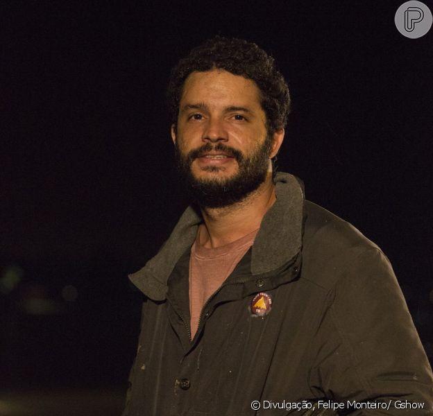 Wagner (Felipe Mago) reaparece vivo nos próximos capítulos da novela 'Sol Nascente', a partir de 3 de fevereiro de 2017
