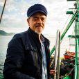 Patrick (Jean Pierre Noher) encontra Wagner (Felipe Mago) na novela 'Sol Nascente'