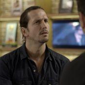 Novela 'Rock Story': Gui flagra Lázaro em show da banda 4.4 e o confronta