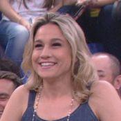 Fernanda Gentil brinca com pergunta sobre sexo para Fernanda Lima: 'Estou indo'