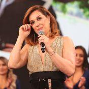 Cláudia Raia recebe homenagem dos filhos na TV: 'Essencial na doença do meu pai'