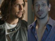 Capítulo deste sábado de 'Rock Story': Gui tenta agredir Lázaro em show da 4.4