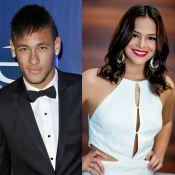 Bruna Marquezine posta foto fofa com Neymar e web festeja: 'Meu casal favorito'