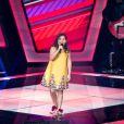 'The Voice Kids':  Letícia Santos cantou 'O Leãozinho' e errou a letra