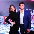 Isis Valverde protagonizou a minissérie 'Amores Roubados' ao lado de Cauã Reymond